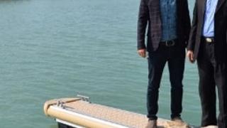 محققان بوشهری طرح تولید برق از دریا را ثبت کردند