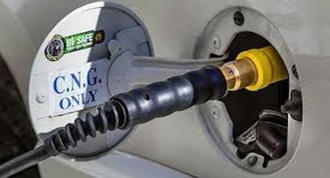 کاهش ۲۵ درصدی انتشار گازهای گلخانهای با رونق مصرف سی ان جی